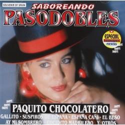 SABOREANDO PASODOBLES...