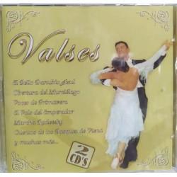Valses  (2cd)