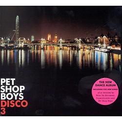 PET SHOP BOYS - DISCO 3  (Cd)