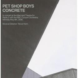 PET SHOP BOYS - CONCRETE IN...