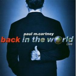 PAUL McCARTNEY - BACK IN...
