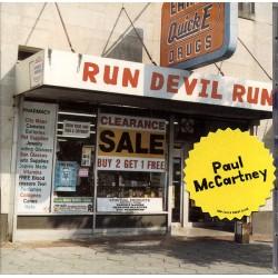 PAUL McCARTNEY - RUN DEVIL...