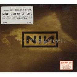 NINE INCH NAILS - Live And...