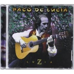PACO DE LUCIA - LUZIA  (Cd)