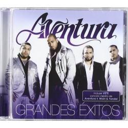 AVENTURA - GRANDES EXITOS...