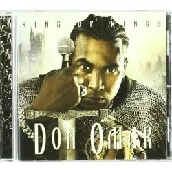 Don Omar - King of Kings  (Cd)