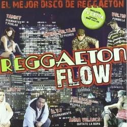 REGGAETON FLOW - Varios  (2cd)