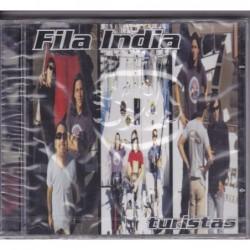 FILA INDIA - TURISTAS  (Cd)