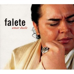 FALETE - AMAR DUELE  (Cd)