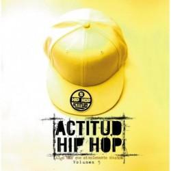 Actitud Hip Hop 5 - Varios...