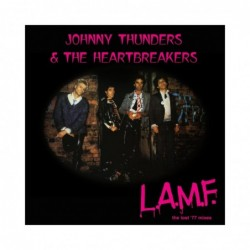 JOHNNY THUNDERS - L.A.M.F....