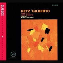 STAN GETZ  - GETZ/GILBERTO...