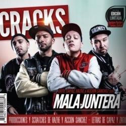 MALA JUNTERA - CRACKS  (Cd)