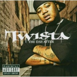 TWISTA - The Day After  (Cd)