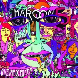 MAROON 5 - OVEREXPOSED (Cd)