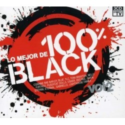 LO MEJOR DE 100% BLACK VOL...