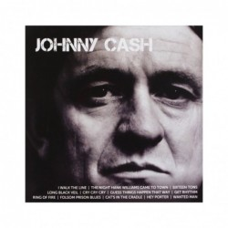 JOHNNY CASH ICON  (Cd)