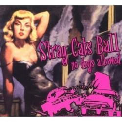STRAY CATS BALL - VARIOS  (Cd)