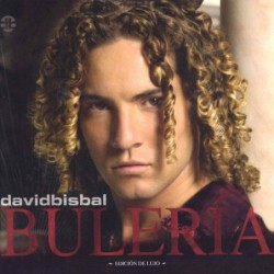 DAVID BISBAL - BULERIA  (Cd)
