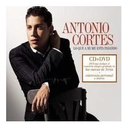 ANTONIO CORTES - LO QUE A...