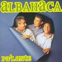 ALBAHACA - PA´LANTE  (Cd)