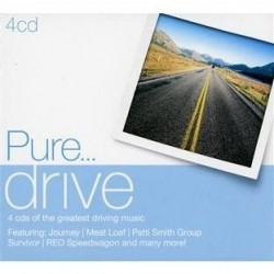 PURE...DRIVE - VARIOS  (4Cd)