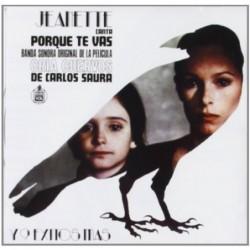 JEANETTE - PORQUE TE VAS  (Cd)