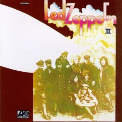 LED ZEPPELIN - II  (Cd)