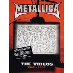 METALLICA - The Videos 1989...