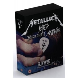 Metallica - The Big Four:...