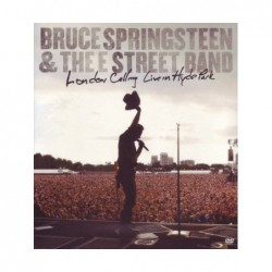 BRUCE SPRINGSTEEN - LONDON...