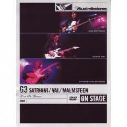 G3 - Joe Satriani, Steve...