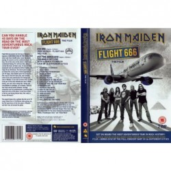 IRON MAIDEN - FLIGHT 666...