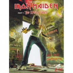 IRON MAIDEN - THE EARLY...