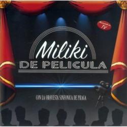 MILIKI - DE PELICULA  (Cd)