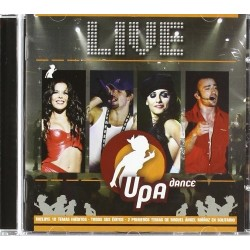 UPADANCE - UPALIVE  (Cd)