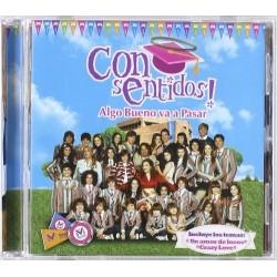 CONSENTIDOS - B.S.O.  (Cd)