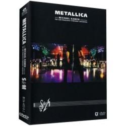 METALLICA - S & M  (Dvd)...