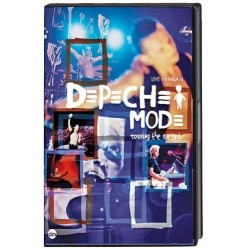 DEPECHE MODE - TOURING THE...