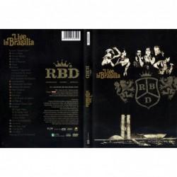 RBD - LIVE IN BRASILIA  (Dvd)