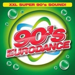 90'S EURODANCE - VARIOS  (3Cd)