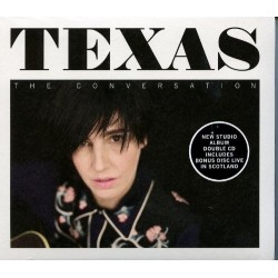 TEXAS - THE CONVERSATION  (Cd)