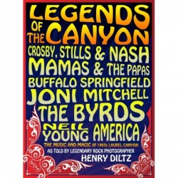 Legends Of The Canyon  (2Dvd)