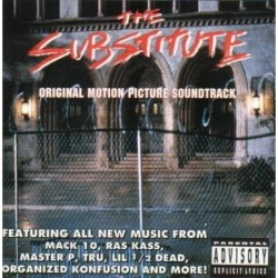 THE SUBSTITUTE - B.S.O.  (Cd)