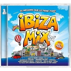 IBIZA MIX 2013 - VARIOS  (2Cd)
