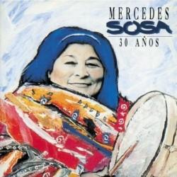 MERCEDES SOSA - 30 AÑOS  (Cd)