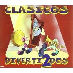 CLASICOS DIVERTIDOS 2 -...