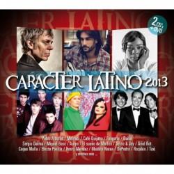 CARACTER LATINO 2013 -...