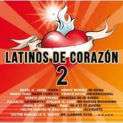 LATINOS DE CORAZON VOL. 2 -...