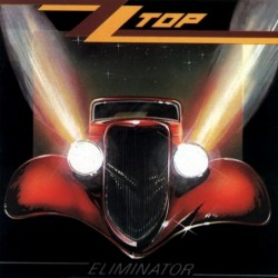 ZZ TOP - ELIMINATOR  (Lp...